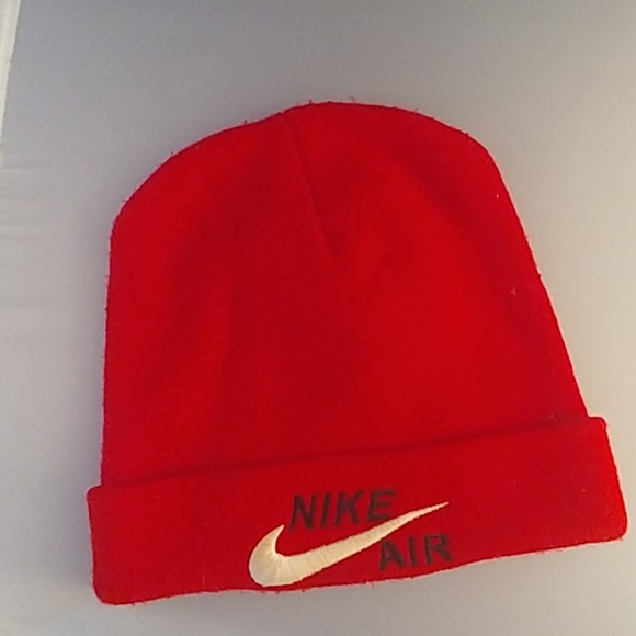 Nike Other - Nike Air wool blend read size M hat for men nwot